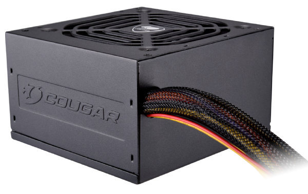 Cougar VTE600 80 Plus Bronze 600W PSU